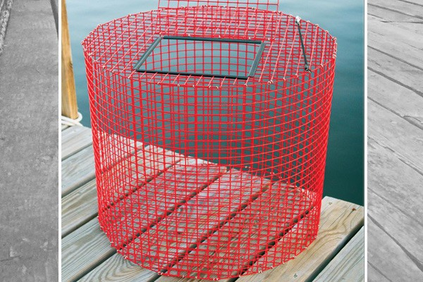 If you need to rent a bait pen, we are happy to assist you with this.