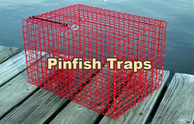 Pinfish Traps